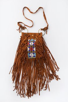 The Coachella Tassel Bag - Tan | Spell & the Gypsy Collective