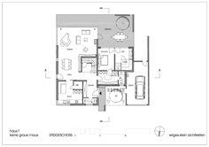 Erdgeschoss - Haus F- keine graue Maus!