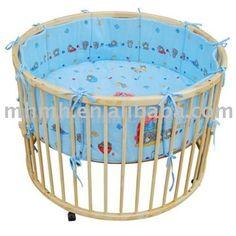 wooden playpen, baby play yard