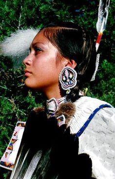 Camille Ponyah - Oglala-Lakota-Navajo-Hopi - Lame Deer, Montana - 2011