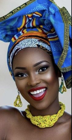 Gorgeous 49 head wraps for African American women .- Gorgeous 49 Head Wraps for African American Women Gorgeous 49 Head Wraps for African American Women African American Women Hairstyles, African Women, African Wear, African Attire, African Style, Black Women Art, Beautiful Black Women, Gorgeous Gorgeous, Beautiful Eyes