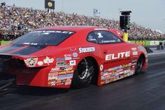 Points leader Erica Enders now has destiny in her hands at crucial Dallas race | Erica Enders Racing