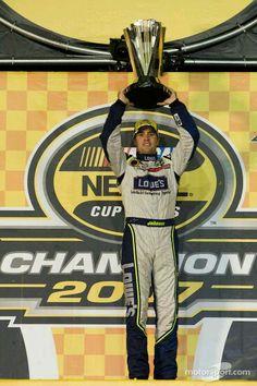 Jimmie Johnson 2007 NASCAR Champion