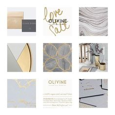 I've made a few grey and gold moodboards over the years, but this one is my favorite for @isntthatcharming! #designtogrow #whiteoakblogshop #moodboard #inspiration #color #thatsdarling #lovelysquares