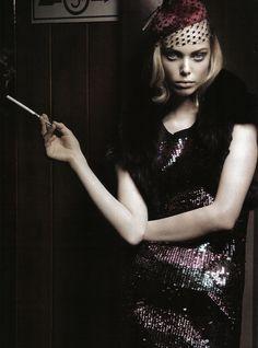 Tanya Dziahileva   Greg Lotus photography   Vogue Italia    via Tumblr