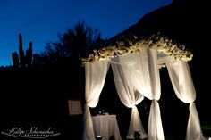 Light up your big day with a beautiful, glowing wedding ceremony at The Phoenician