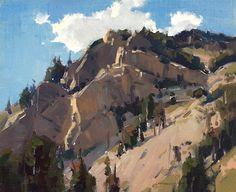 Scott Christensen's mastery of light sets him apart from other landscape artists.