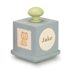 Personalized Music Box by Tree by Kerri Lee | Hatch.co