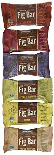 #grocerysale #Nature's Bakery Fig Bar Variety Pack of 12. Contains 2 (2 oz) Bars of Each Flavor. Featured Flavors: Strawberry, Raspberry, Apple Cinnamon, Fig, Le...