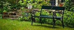 Gietijzeren tuinbank I Royal Design Nunspeet