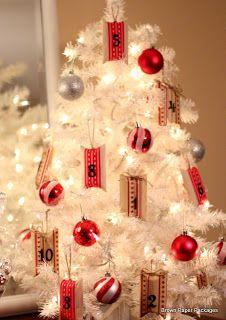 5 DIY Toilet Paper Roll Advent Calendars
