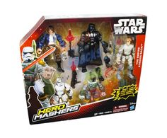 Hasbro Hero Mashers Star Wars The Empire Strikes Back (5 Mashable Figures)