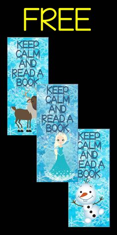 Inspired by the movie Frozen, you receive 5 different bookmarks absolutely FREE! I have included bookmarks with 5 different characters from the movie Frozen. Your students are guaranteed to love them! Classroom Decor Themes, Classroom Organisation, Kids Library, Elementary Library, Frozen Classroom, Kindergarten Projects, Kindergarten Reading, Free Printable Bookmarks, Teachers Toolbox