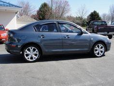 My baby.. 2008 Mazda 3-i