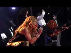 Heart and Fergie..wow!!!!!! Fergie rockS!!!!!!! BARACUDA