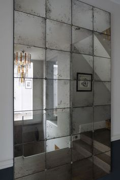16 Delicate Modern Wall Mirror Inspiration Ideas 10 Eye-Opening Useful Tips: Big Wall Mirror Chairs wall mirror dining floors.Wall Mirror Closet Master Bedrooms wall mirror entry ways paint colors. Wall Mirrors Entryway, Big Wall Mirrors, Rustic Wall Mirrors, Closet Mirror, Round Wall Mirror, Mirror Panels, Mirror Room, Wall Mirror Ideas, Hanging Mirrors