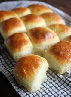 Make-Ahead Soft Yeast Rolls