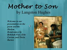 Mother Day Poems From Son