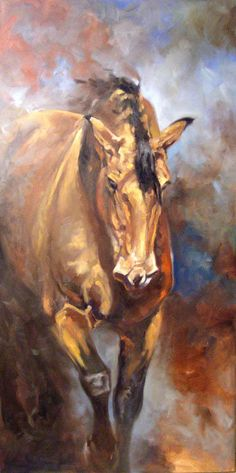 Kindrie Grove, Equine Paintings