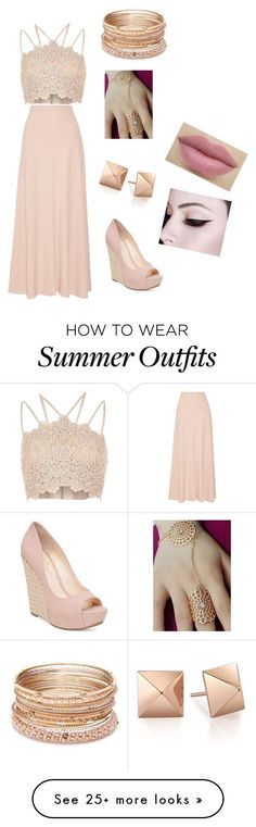Summer Outfits : Summer outfit #6 by mahum2001 on Polyvore featuring River Island The Row Jes