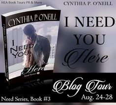 Renee Entress's Blog: [Blog Tour, Review & Giveaway] I Need You Here by ...