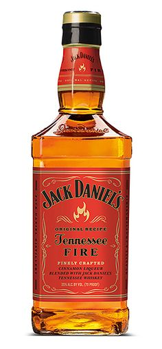 Jack Daniel's Tennessee Fire - It's a 70-proof liqueur, it tastes like cinnamon and makes you feel funny after you drink some. Available April 2014. | Werd