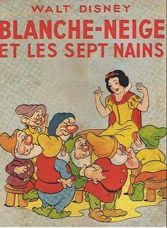 Blanche-Neige et les sept nains- Blanche-neige et les sept nains