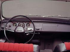 1960 Saab 96