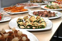 40 Ways to Lighten Up a Holiday Party Menu
