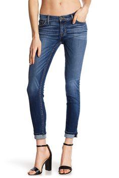 Tally Crop Skinny Jean