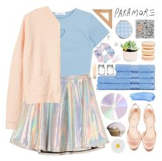 """""""not sure i understand (no.3)"""" by via-m ❤ liked on Polyvore featuring Miss Selfridge, Monki, Mikimoto, Christian Louboutin, Upper Metal Class, Crate and Barrel, BOBBY and Monsoon"""