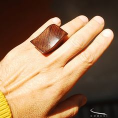 Ricardo Coacci ~ Wood Jewelry