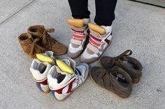 Da bidness: Isabel Marant Resort 2012 Sneakers.