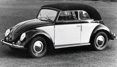 el auto Volkswagen modelo escarabajo cumple 75 años