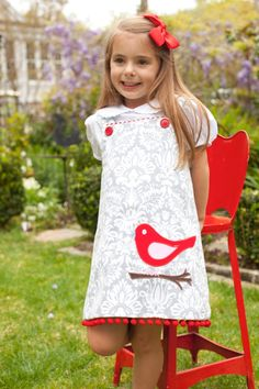 smocked children's clothing