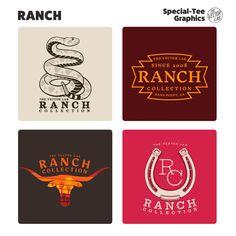 Ranch - TheVectorLab Store Signage, Affinity Photo, Affinity Designer, Graphic Design Software, Photoshop Illustrator, Open Source, Coreldraw, One Design, Graphic Design Inspiration