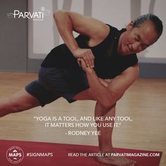 59f99d64e1586d Read Parvati Magazine s exclusive interview with Rodney Yee! Our yoga  editor Ella Isakov spoke with