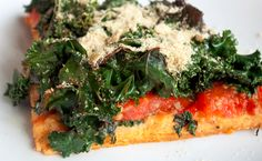 Gluten Free Quinoa Sweet Potato Pizza Crust