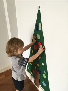 #arvoreconstrutivista #natalcriativo #arvoredenatal #feltchristmastree #christmastree