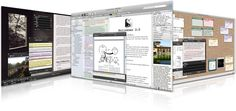 Scrivener is THE book writing software created specifically for writers of long texts, with all the tools you need to be a successful writer in one place. Writing Software, Writing Resources, Writing A Book, Writing Tips, Script Writing, Fiction Writing, Writing Process, Improve Writing, Writing Programs