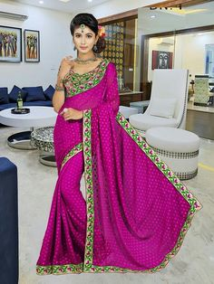 Online shopping for latest collection of designer sarees. Buy Chinon Brasso Jari work saree for ceremonial, festival and party. Online shopping in india for women for clothing, sarees. Choose from a wide range of designer bollywood saree.