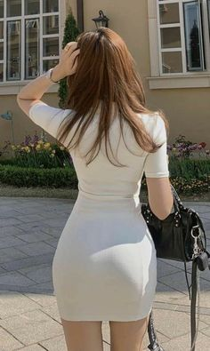 Tight Dresses, Sexy Dresses, Beautiful Asian Women, Beautiful Celebrities, Sexy Skirt, Online Dress Shopping, Sexy Asian Girls, Sexy Outfits, Asian Beauty