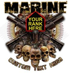 Looking for a Marine Rank Military Shirt? Made in the USA! Marine Corps Shirts, Usmc T Shirts, Cut Shirts, Usmc Ranks, Military Shirt, Coast Guard, Special Forces, Air Force, Badges
