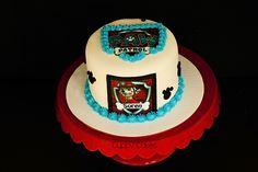 Paw Patrol Cake   Flickr - Photo Sharing!