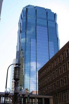 AT, Minneapolis, MN;  InstantShift - More Unusual Buildings Architecture