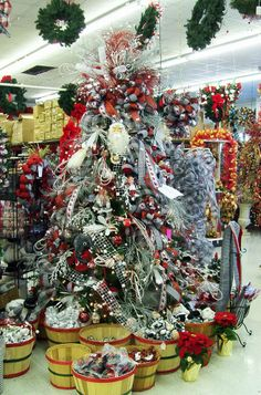 University of Alabama Tree. Im going here to get some items for my tree. They are located in Huntsville, AL