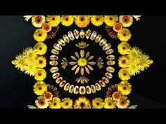danmala - mandalas de flores
