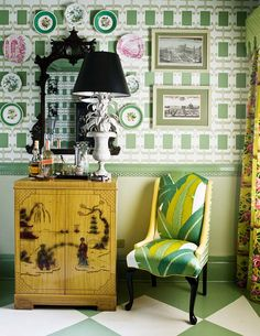 Vignette by Madcap Cottage Interiors.