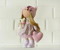 Куколка с сердечком