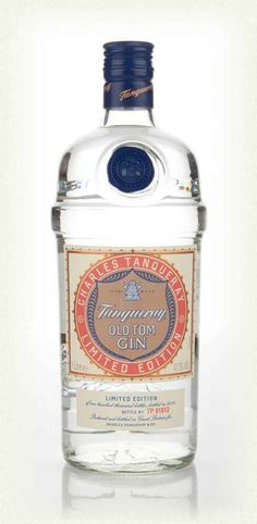 Tanqueray Old Tom Gin: